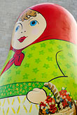toy stock photography | Canada, Quebec City, Matrioshka, image id 5-750-8683