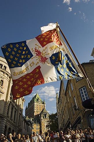 image 5-750-9019 Canada, Quebec City, Fetes de la Nouvelle France, Parade