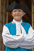 tricorn hat stock photography | Canada, Quebec City, F�tes de la Nouvelle France, Portrait, image id 5-750-9058