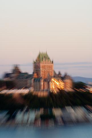 image 5-750-9405 Canada, Quebec City, Frontenac
