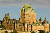 castle stock photography | Canada, Quebec City, Frontenac, image id 5-750-9476
