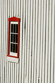red stock photography | Canada, Quebec, Window, image id 5-750-9553