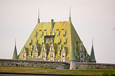 chateaux stock photography | Canada, Quebec City, Chateau Frontenac, image id 5-750-9657
