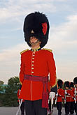 one man only stock photography | Canada, Quebec City, Changing of the Guard, Citadel, image id 5-750-9788