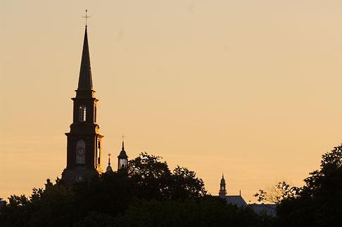 Canada quebec city church steeple at dawn levis david sanger image 5 750 9928 canada quebec city church steeple at dawn altavistaventures Images