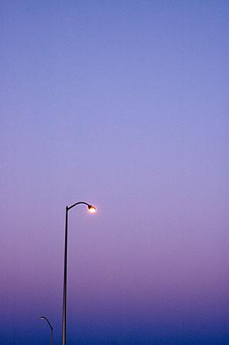 image S4-575-1213 California, Streetlights