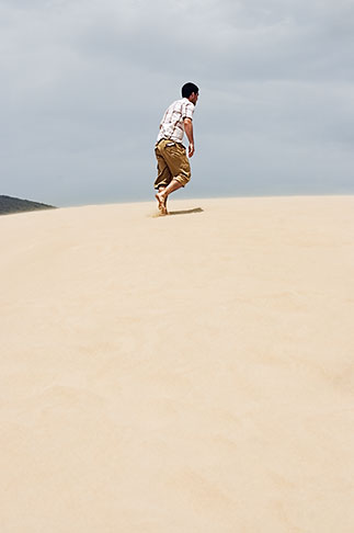 image S5-128-9702 Spain, Bolonia, Sand Dune