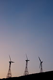 threesome stock photography | Spain, Tarifa, Windmills, image id S5-128-9757