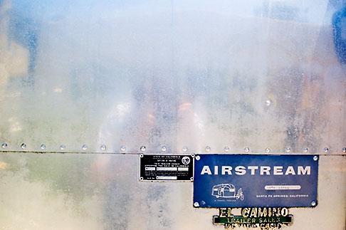 image S5-143-1254 Detail, Airstream Camper