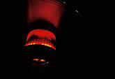 dark stock photography | California, San Francisco, Heatlamp, image id S5-162-7