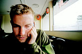 man on the phone stock photography | Portraits, Man on the phone, image id S5-162-8