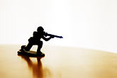 horizontal stock photography | Toys, Toy soldier, image id S5-64-3783