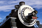 circle stock photography | California, San Francisco Bay, Golden Gate Railroad Museum, SP locomotive 2472, image id 2-710-5