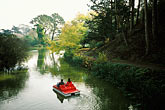paddler stock photography | California, San Francisco, Golden Gate Park, Stow Lake, image id 3-1012-46