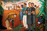 latino stock photography | California, San Francisco, Balmy Alley, Resistance, � Precita Eyes Muralists, image id 3-1014-74