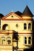 bay area stock photography | California, San Francisco, Victorian house, image id 3-192-23