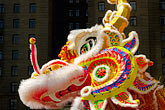 face stock photography | Chinese Art, Chinese Dragon dance, image id 5-620-2883