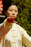 woman stock photography | California, San Francisco, Chinese Martial Artist, image id 5-620-2977