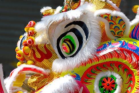 image 5-620-9560 Chinese Art, Chinese Dragon dance