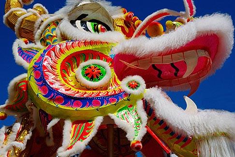 image 5-620-9952 Chinese Art, Chinese Dragon Dance
