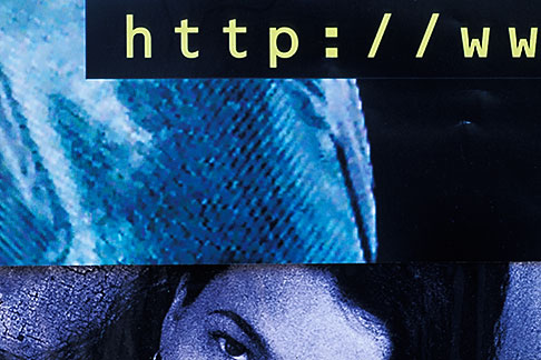 image 6-304-17 Internet art, Poster
