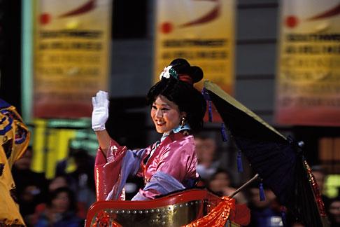 image 9-170-4 California, San Francisco, Chinese New Years Parade