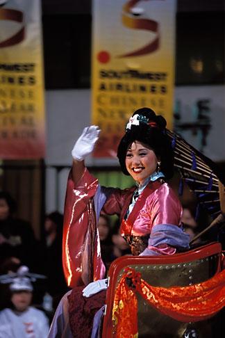 image 9-170-58 California, San Francisco, Chinese New Years Parade