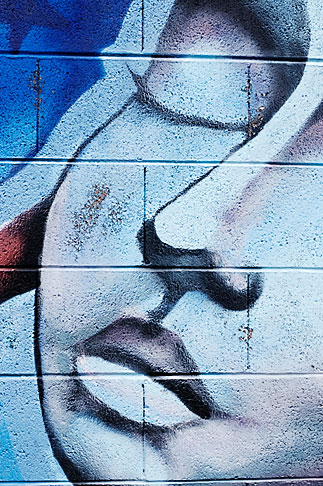 image S4-311-035 California, San Francisco, Graffiti