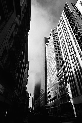 image S5-141-12 California, San Francisco, Financial District