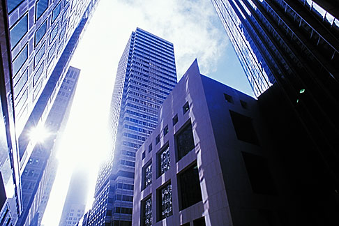 image S5-141-4 California, San Francisco, Downtown