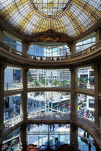 image S5-162-4 California, San Francisco, Neiman Marcus store