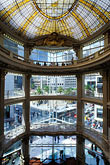 stained glass window stock photography | California, San Francisco, Neiman Marcus store, image id S5-162-4