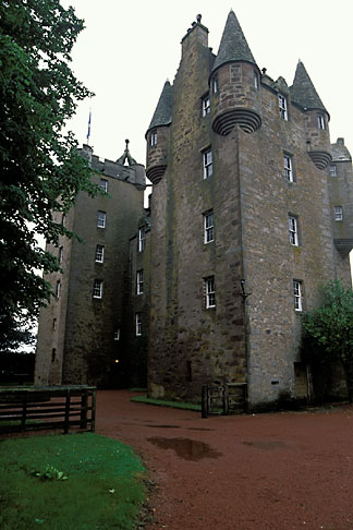 image 1-500-12 Scotland, Inverness shire, Castle Stuart