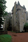 old house stock photography | Scotland, Inverness-shire, Castle Stuart, image id 1-500-12