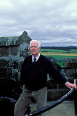 senior man stock photography | Scotland, Inverness-shire, Castle Stuart, Charles Stuart, image id 1-500-68