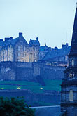 church steeple stock photography | Scotland, Edinburgh, Edinburgh Castle, image id 1-510-41