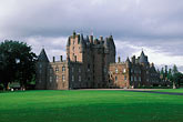facade stock photography | Scotland, Angus, Glamis Castle, image id 1-520-90