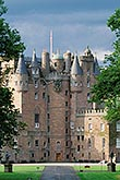 1-520-977  stock photo of Scotland, Angus, Glamis Castle