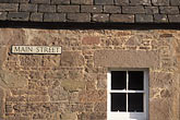 rectangular stock photography | Scotland, Angus, Glamis Village, image id 1-524-12