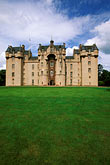 lawn stock photography | Scotland, Aberdeenshire, Fyvie Castle, image id 1-530-50