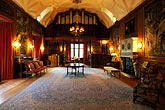 hall stock photography | Scotland, Aberdeenshire, Fyvie Castle, Great Hall, image id 1-531-17