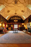 ornate stock photography | Scotland, Aberdeenshire, Fyvie Castle, Great Hall, image id 1-531-49