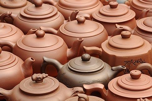 image 7-620-110 China, Teapots