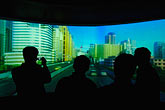 show stock photography | China, Shanghai, City of the future, Shanghai Urban Planning Exhibition Hall, image id 7-620-3395