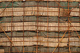 horizontal stock photography | China, Shanghai, Bamboo scaffolding, image id 7-620-4317