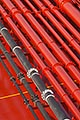 tanker stock photography | Shipping, Pipes on oil tanker, image id 7-677-4933