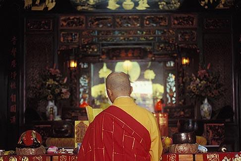 image 7-577-24 Malaysia, Malacca, Cheng Hoon Teng temple