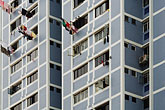 apartment building with balconies stock photography | Singapore, Apartment building with balconies, image id 7-680-4366