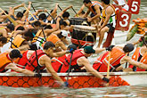 horizontal stock photography | Singapore, Dragon boat race, image id 7-680-4484