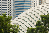 theatres on the bay arts centre stock photography | Singapore, Esplanade, Theatres on the Bay Arts Centre, image id 7-680-4576